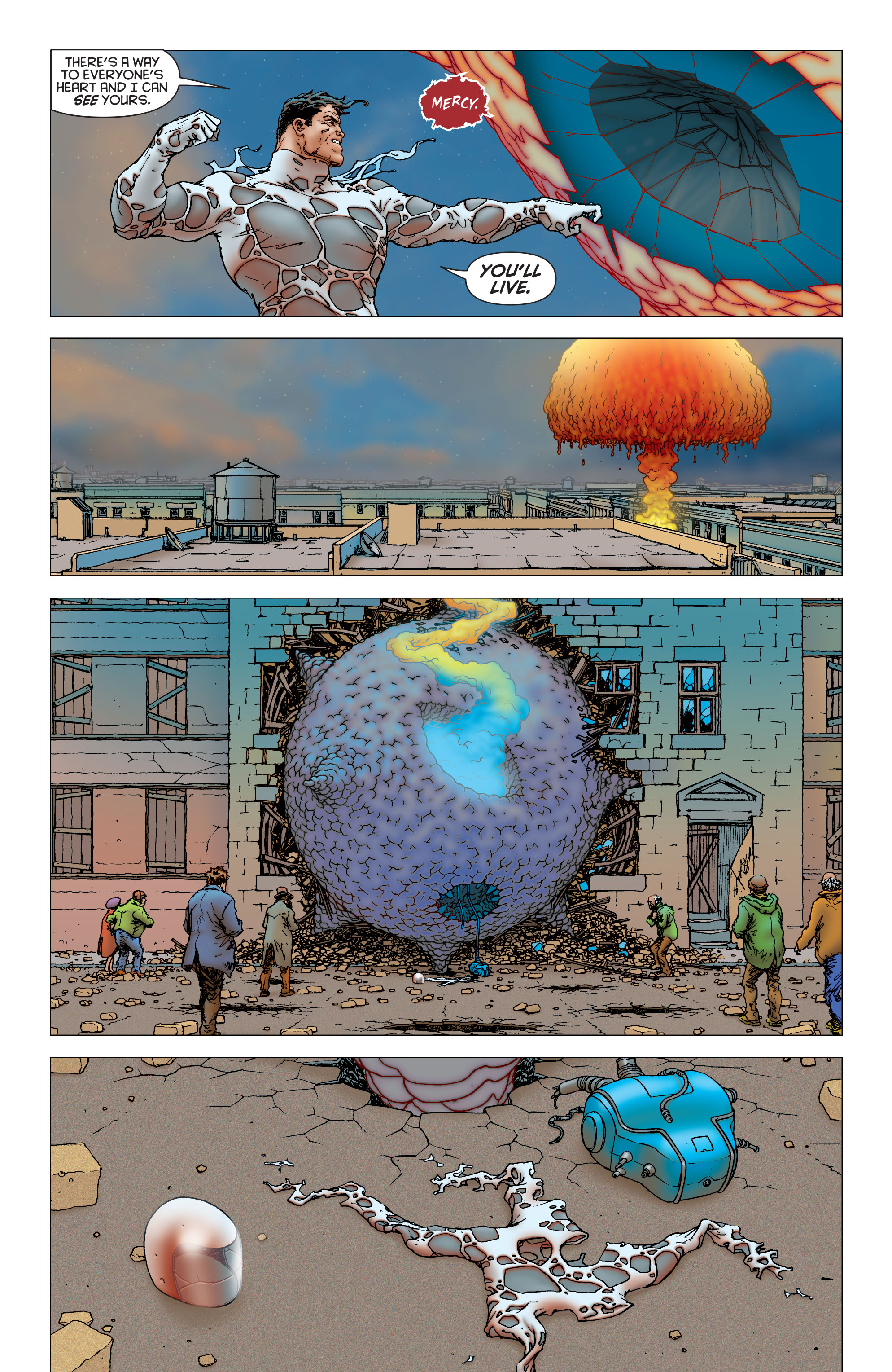Read online All Star Superman comic -  Issue #11 - 20