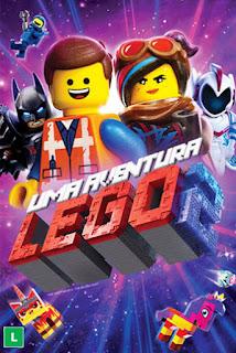 Uma Aventura LEGO 2 - BDRip Dual Áudio