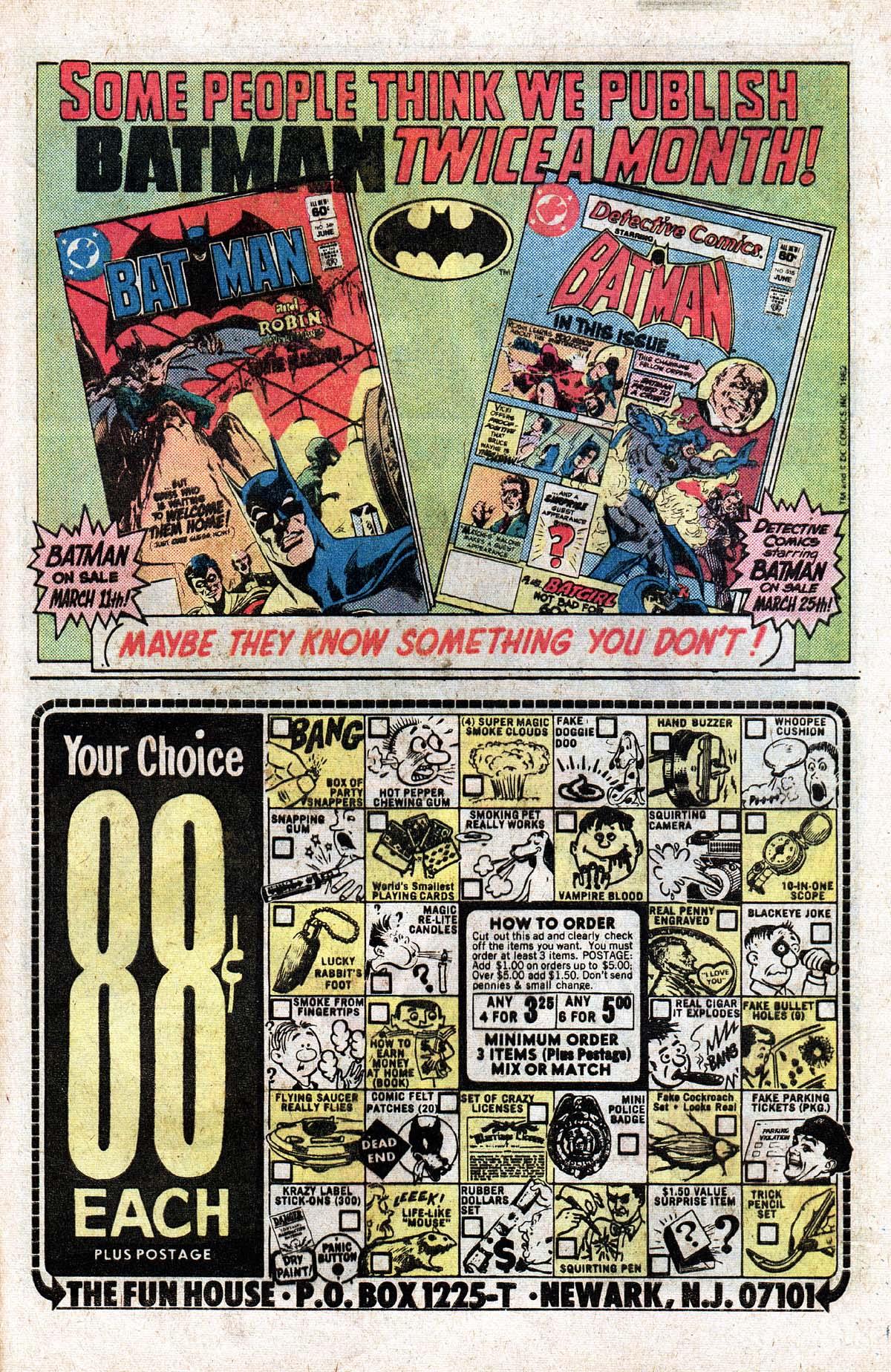Read online World's Finest Comics comic -  Issue #280 - 41
