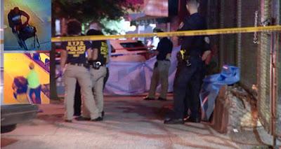 Un hombre cargaba la cabeza de un decapitado en un carrito de compras en El Bronx