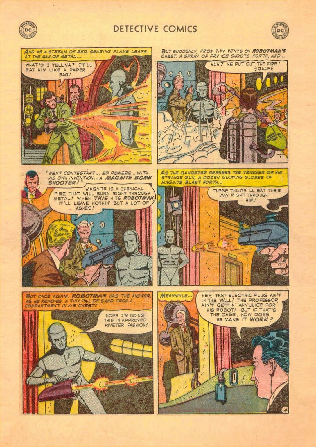 Read online Detective Comics (1937) comic -  Issue #182 - 26