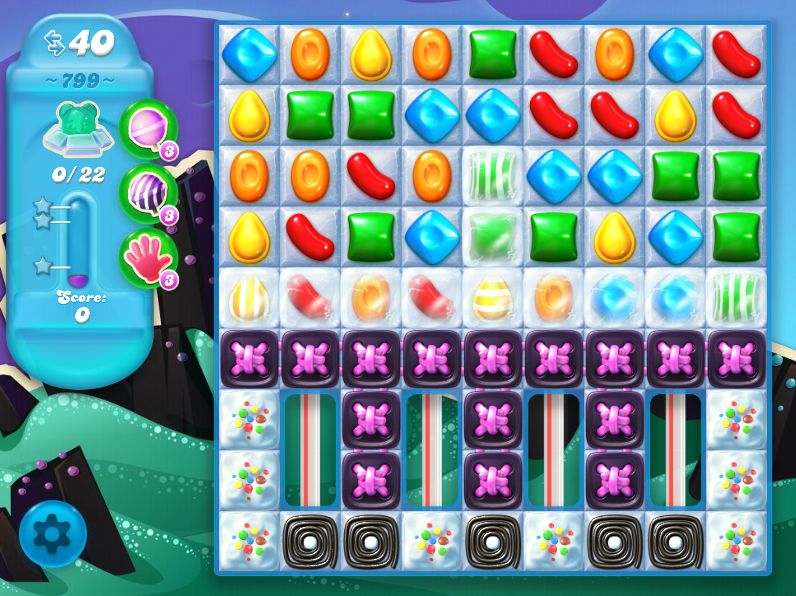 Candy Crush Soda 799