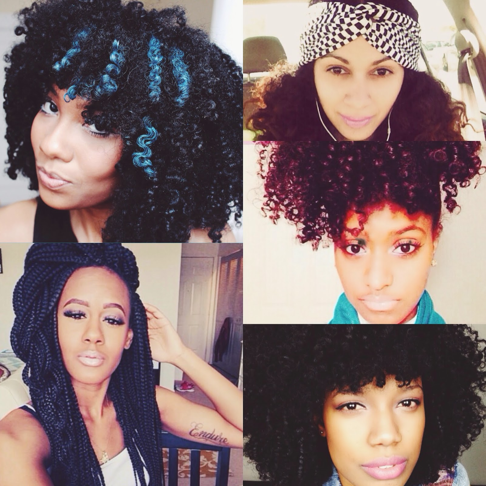 5 Natural Hair Styles To Rock This Summer! CurlyNikki Natural