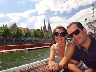 Regensburg Danúbio