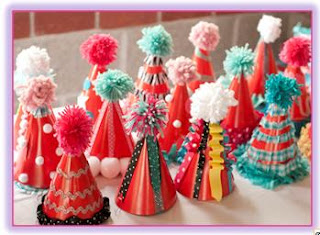 how to make party hats, how to make party hats for kids, how to make children´s party hats, how to make cute party hats, how to make birthday hats, how to make hats for a birthday, steps to make birthday hats, make hats with paper, make hats without money, cute birthday hats make in home, birthday parties hats making in house