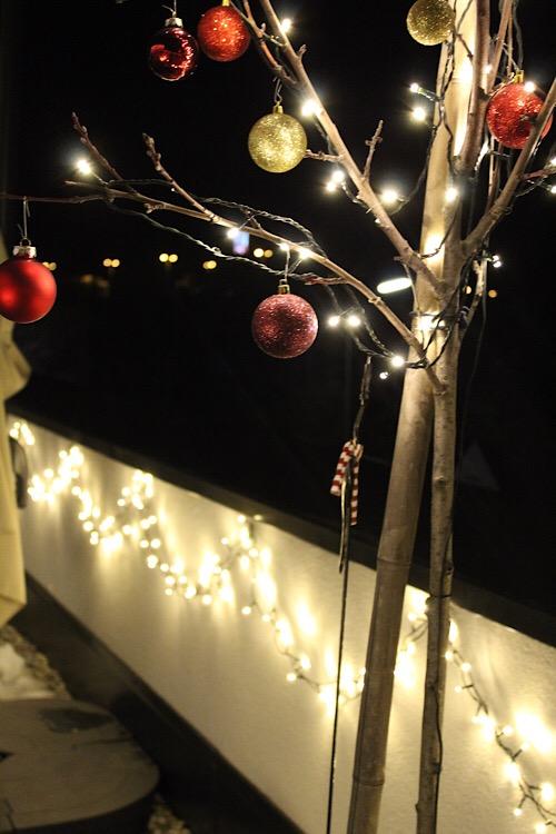 Weihnachtskugeln Obi