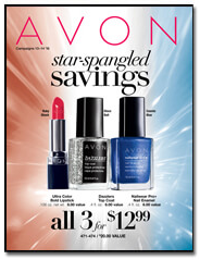 Avon Star Spangled Savings