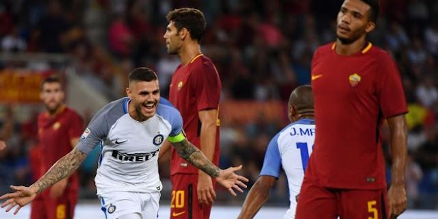 Inter Milan vs AS Roma