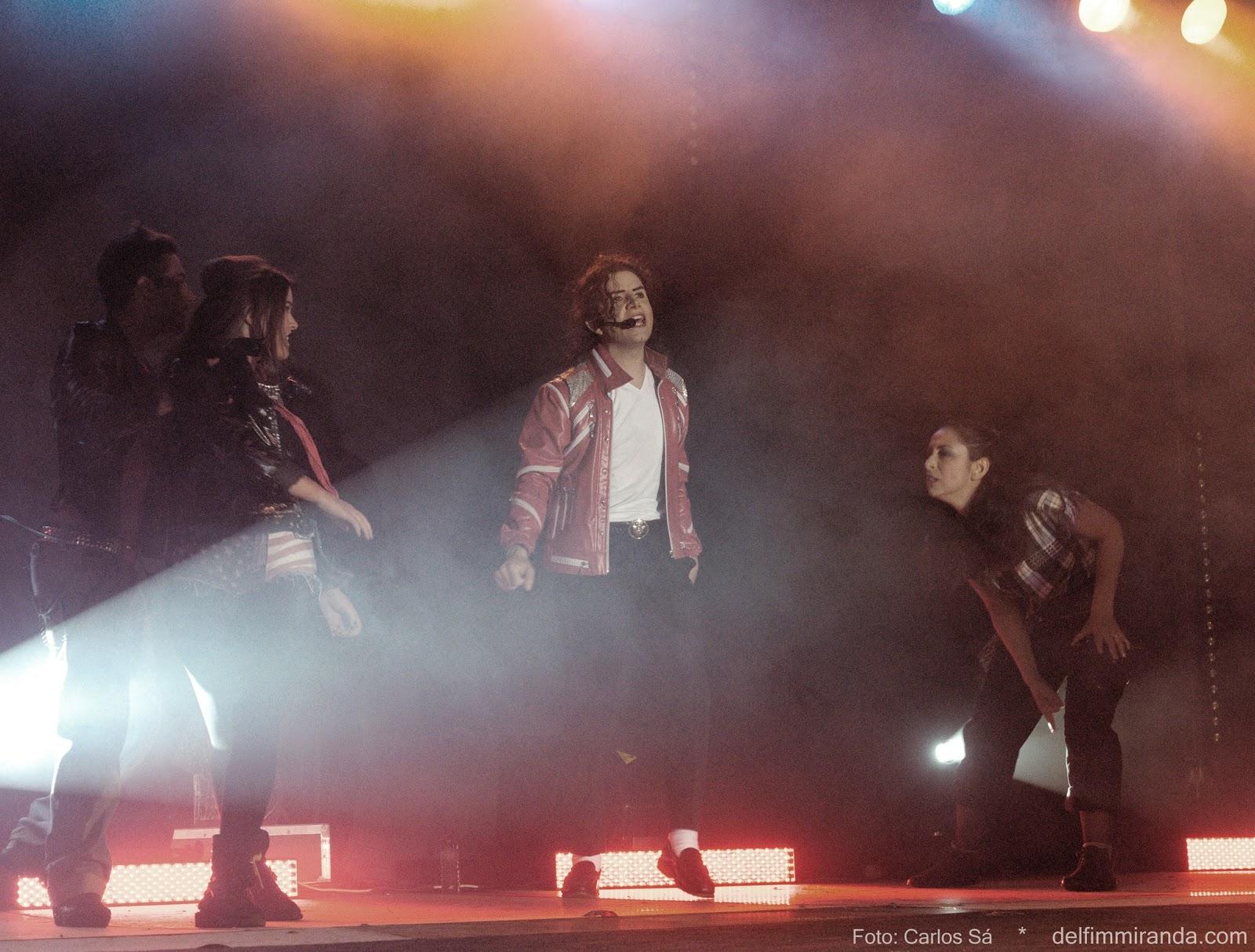 Delfim Miranda - Michael Jackson Tribute - Beat It - Live Performance