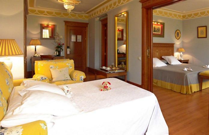 Junior suite 3 Hotel Inglaterra Sevilla