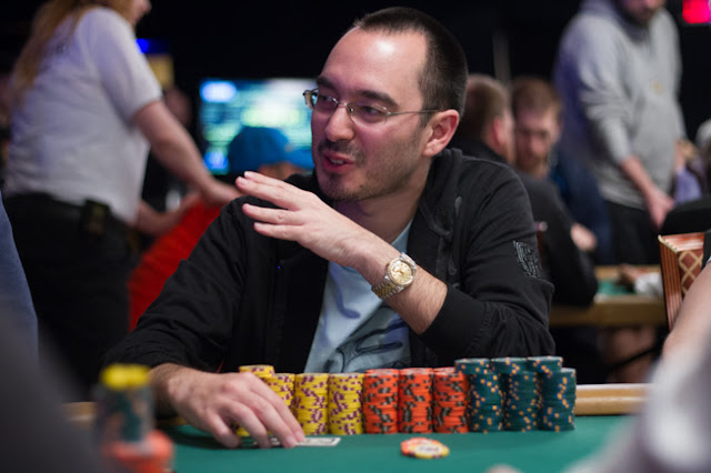 table talk poker william kassouf