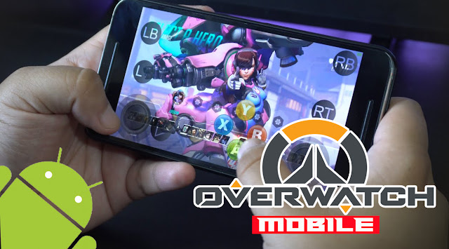 Overwatch Mobile APK+DATA  Android Full