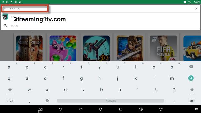 تطبيق TV 3L PC لمشاهدة التلفزيون على جميع أجهزة اندرويد Tv box