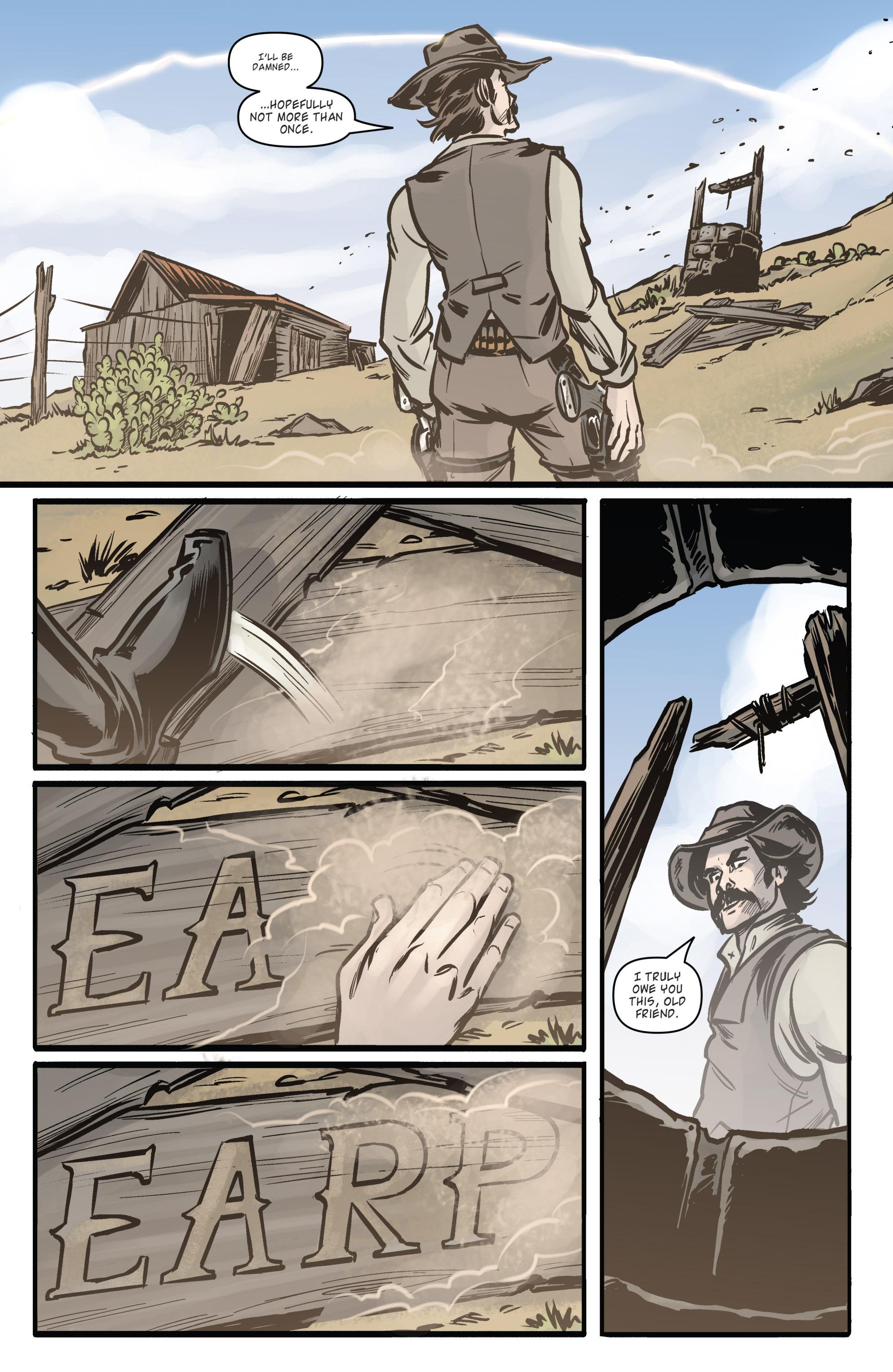 Read online Wynonna Earp (2016) comic -  Issue #5 - 14