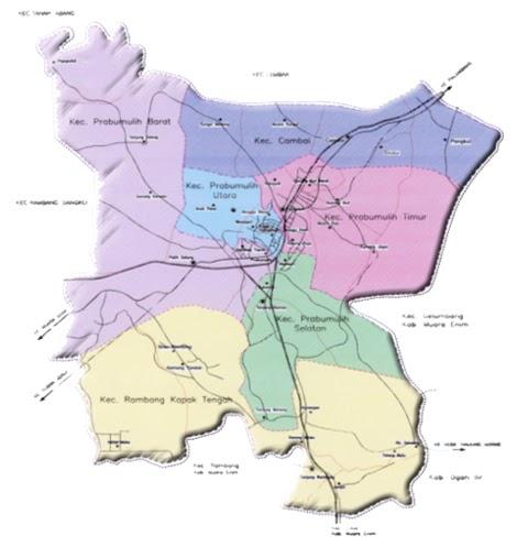 Berbagi Punya Koe Sekilas Tentang Profil Kota Prabumulih
