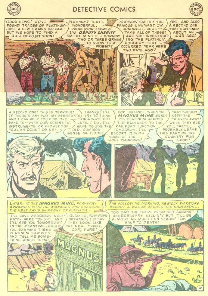 Read online Detective Comics (1937) comic -  Issue #191 - 37