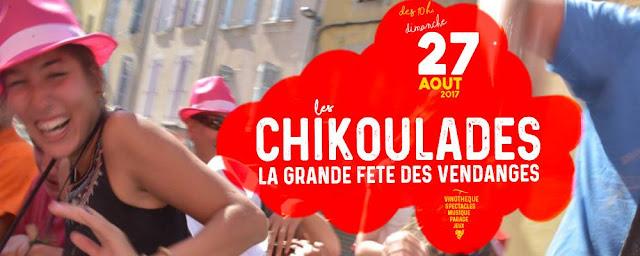 Chikoulades 2017 : Grande fête des vendanges à Lambesc le Dimanche 27 Août avec la fanfare Tahar Tag'l