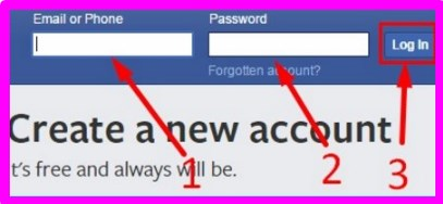 My Facebook Account Login