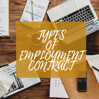 Types of Employment Contracts
