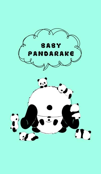 BABY PANDARAKE. (Mint)