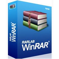 تحميل برنامج فك الضغط عن الملفات وينرار WinRAR 5.40
