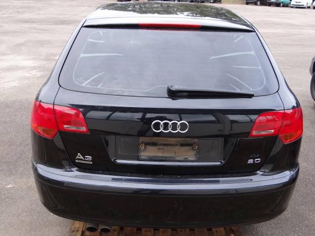 Audi A3 2008 - Leilão