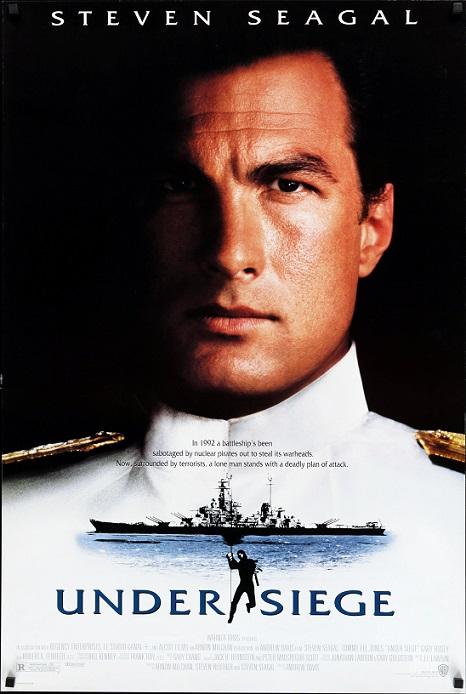 فیلم دوبله : تحت محاصره 1992 Under Siege