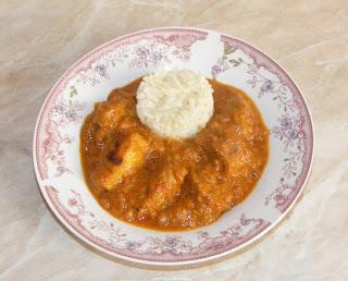 Curry de porc cu orez retete culinare,