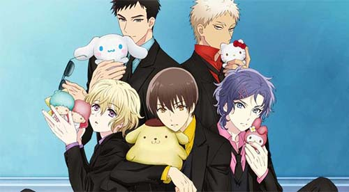 Sanrio Danshi [Batch] English Subbed,Sanrio Danshi