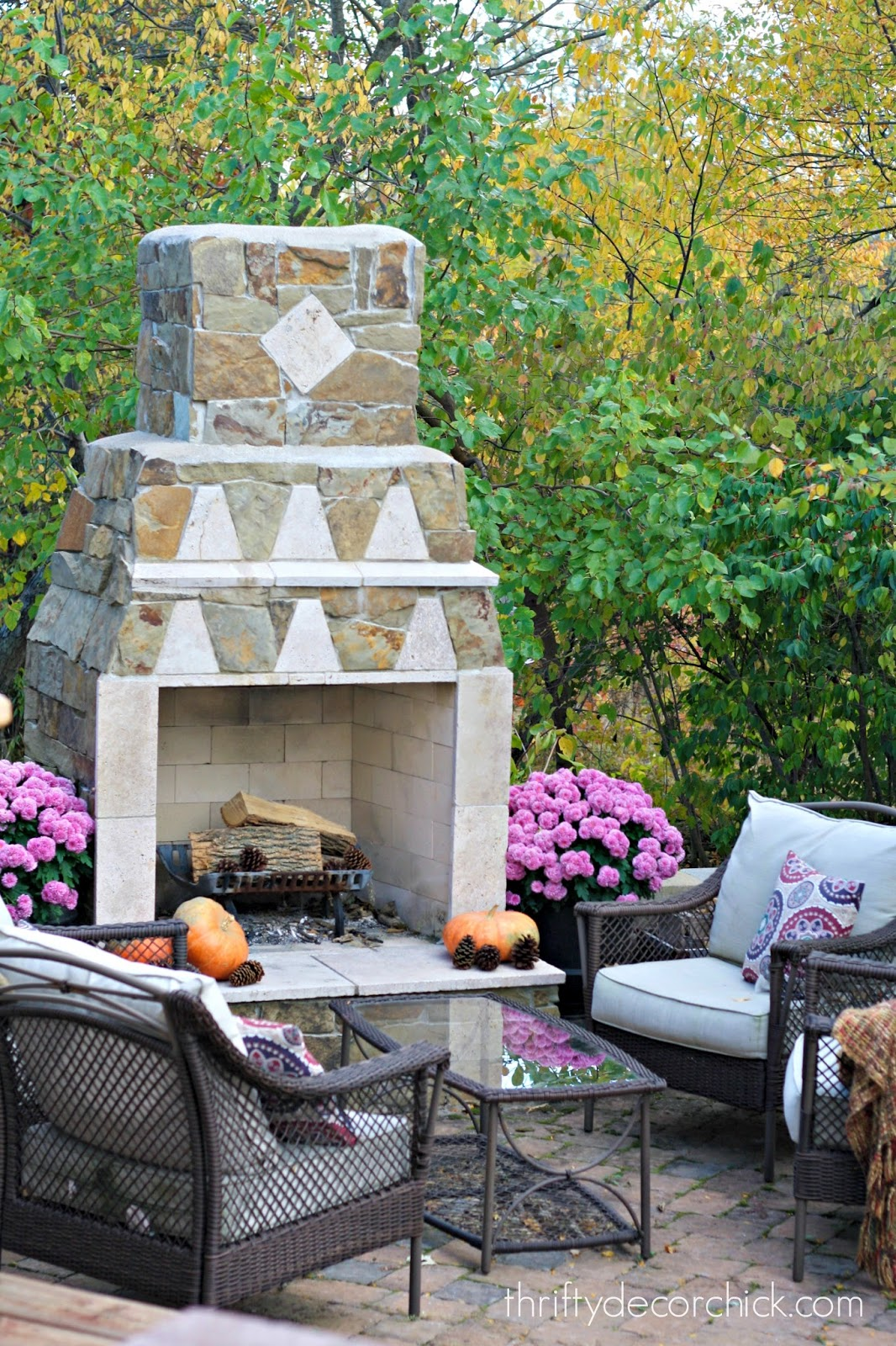 Best Of Fall Decorating Ideas From Thrifty Decor Chick