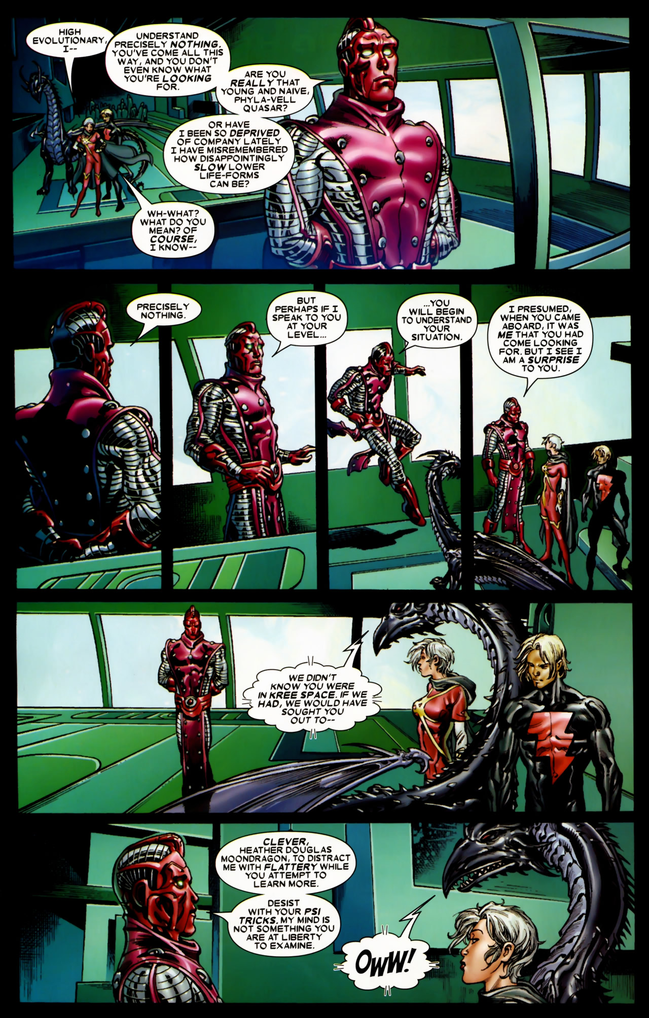 Read online Annihilation: Conquest comic -  Issue #2 - 7