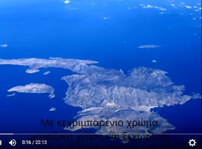 ΤΡΥΓΟΣ ΘΥΜΑΡΙΣΙΟΥ ΜΕΛΙΟΥ ΣΤΗΝ ΚΑΛΥΜΝΟ VIDEO