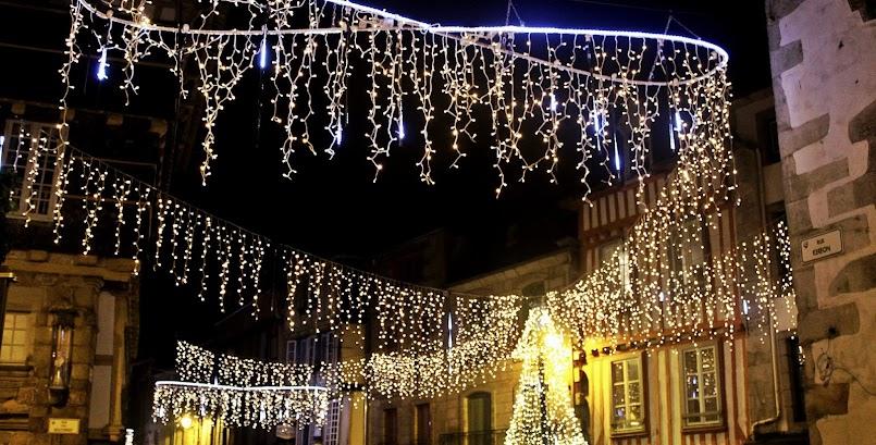 Quimper w świątecznym wydaniu / Quimper parée pour les fêtes