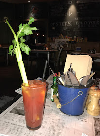 Miss Katie's Crab Shack, Melbourne CBD, bloody Mary