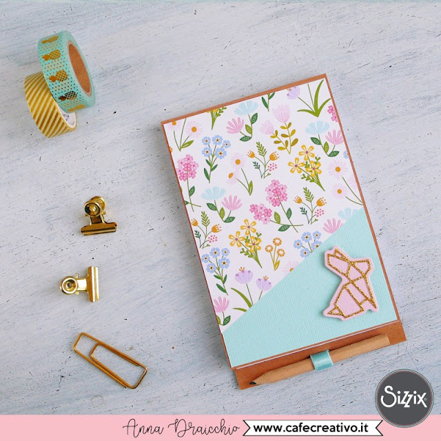 Come creare una copertina per un bloc notes