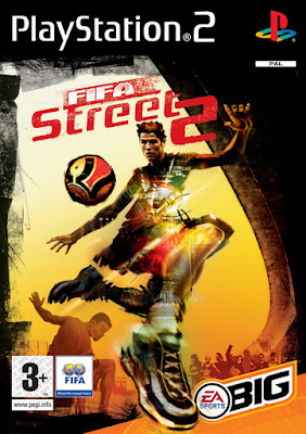 FIFA Street 2 PS2 GAME ISO