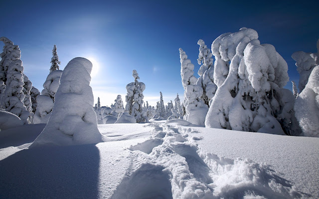Finland wallpaper winter images
