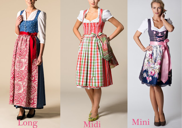 A guide to buying dirndls and what to wear to the Oktoberfest