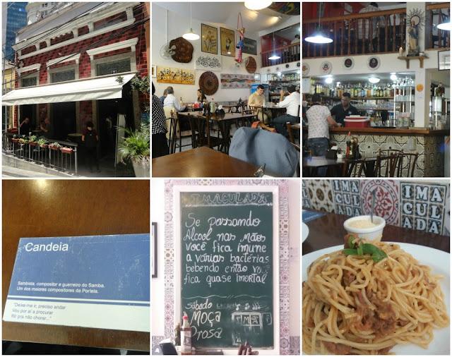 Onde comer no Rio de Janeiro? Imaculada Bar & Restaurante