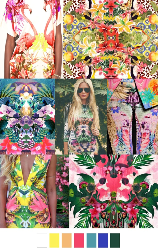 TRENDS // PATTERN CURATOR - PRINT INSPIRATIONS SS 2016