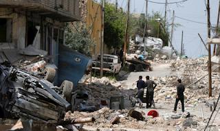 Reconstruction de l'Irak