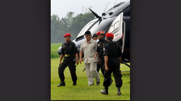 Usai Bertemu SBY, Prabowo Kumpulkan Anak Buah di Hambalang