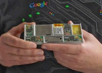 Ponsel Modular Google Akan Gunakan Processor Toshiba