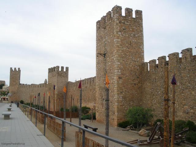 Muralles de Montblanc, Conca de Barberà, Camp de Tarragona, ciutats medievals de Catalunya