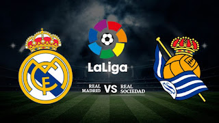 موعد مباراة Real Sociedad vs Real Madrid ريال مدريد وريال سوسيداد اليوم الاحد 12-05-2019 في مباريات الدوري الاسباني