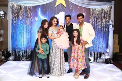 Sridevi Vijaykumar's Daughter First Birthday1