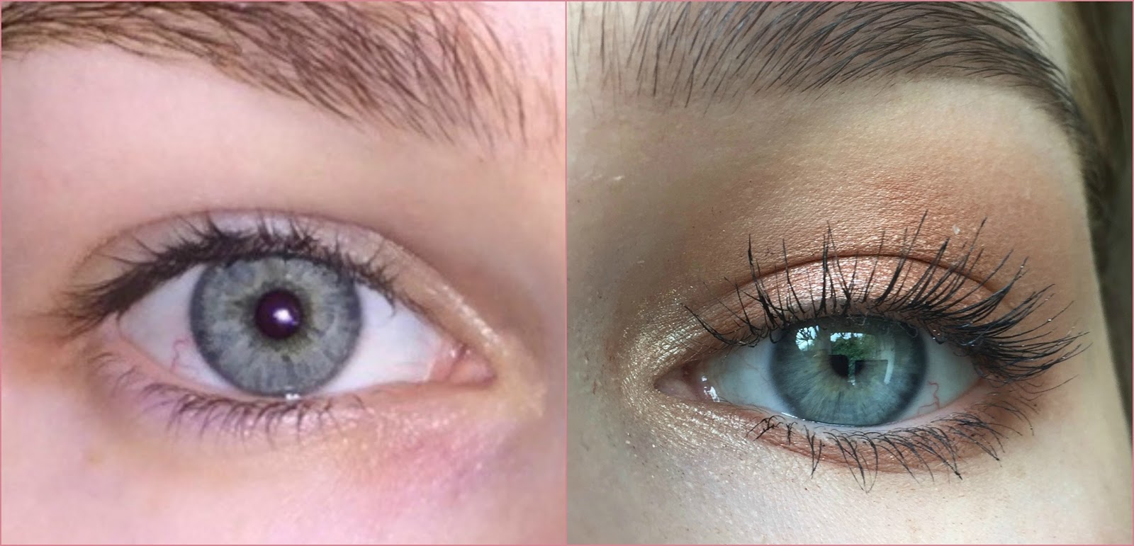 LVL LASHES REVIEW, BEFORE AND AFTER MASCARA