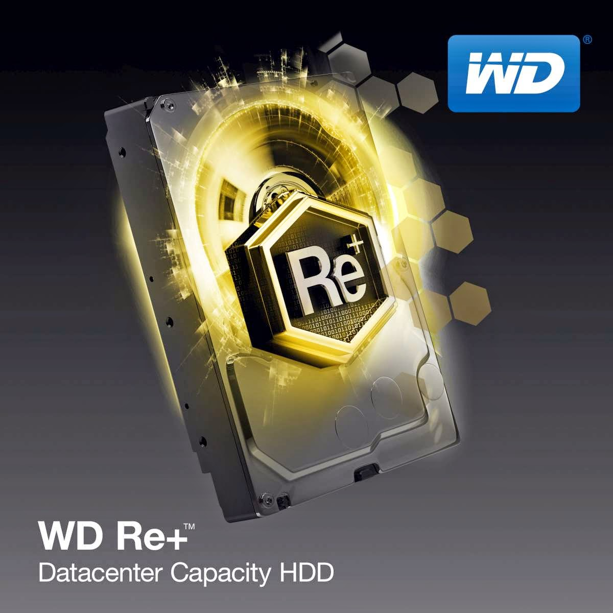 WD Re+ Hard Drive