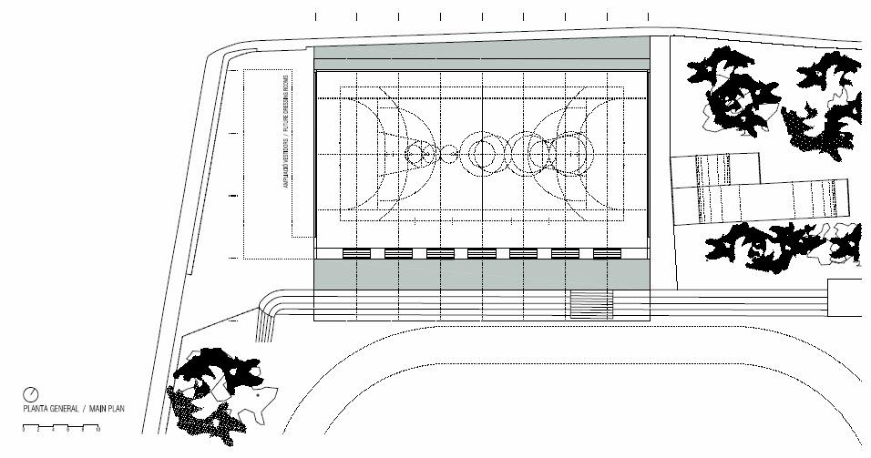 arquitectura zona cero: VUELOS METÁLICOS / PISTA
