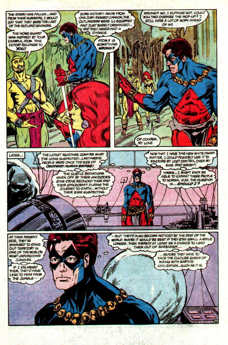 Read online Secret Origins (1986) comic -  Issue #29 - 20